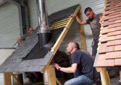 Technicien en ramonage et entretien des Appareils de Chauffage Domestiques