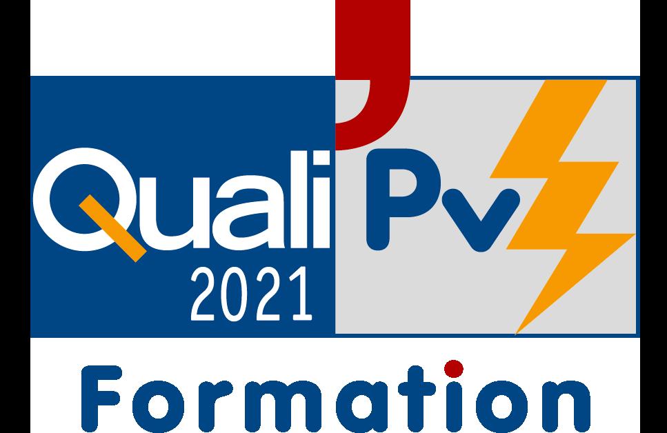 logo QualiPV autoconso VF - millésimé 2021